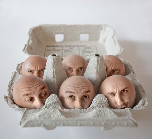 Havyarlar ve Yumurtalar – Yusuf CanŞengül