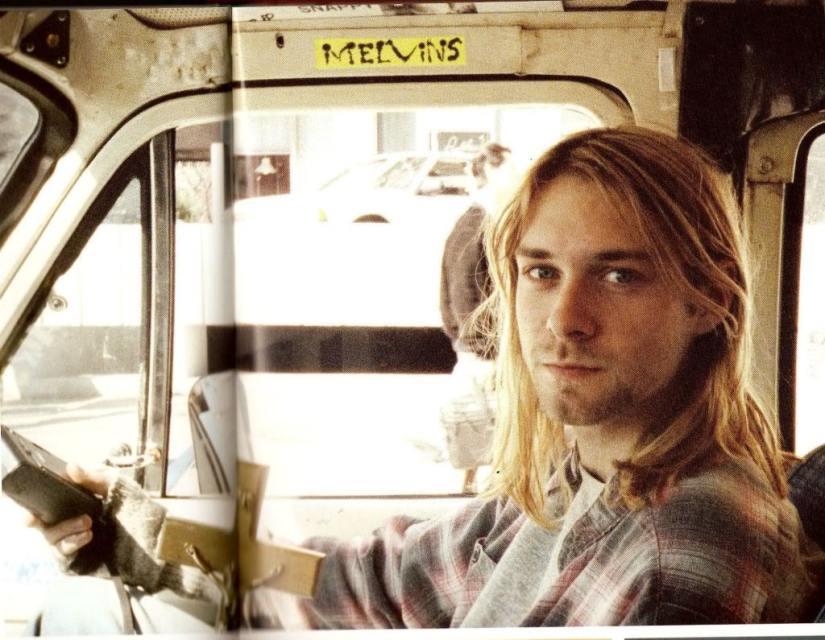 Kurt Cobain'e – EdaKemerkaya