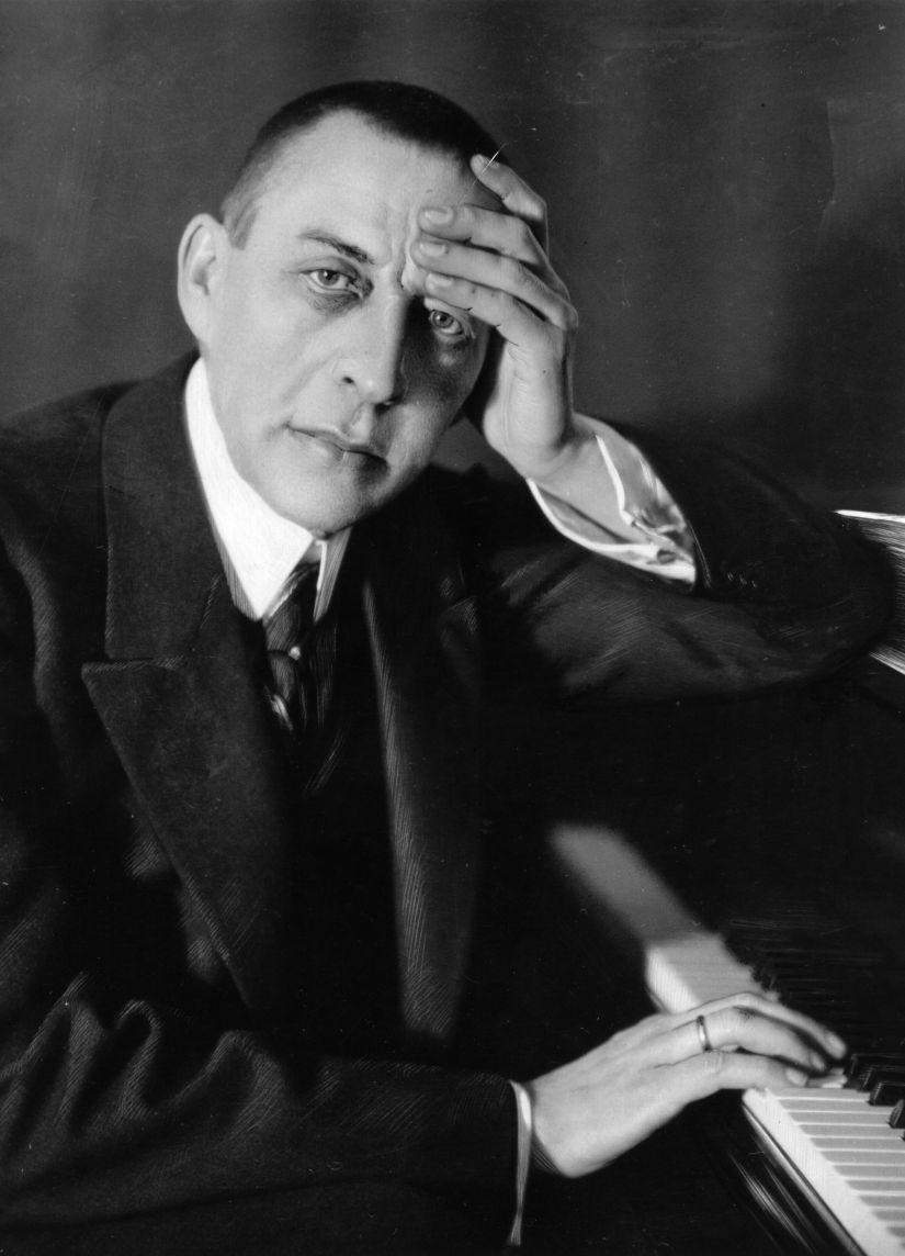 Rachmaninoff – ÇiğdemKıvrak
